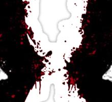 Deadpool eyes  Sticker