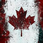 Canadian Flag ver. 3 by Serdd