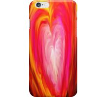 love, romance, valentines day, valentine, abstract, geometric iPhone Case/Skin