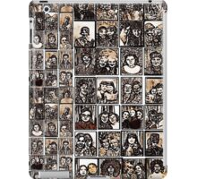 photo booth 5 iPad Case/Skin