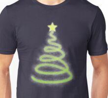 Modern Christmas Tree Unisex T-Shirt
