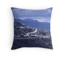 Blaenau Ffestiniog - Wales  Throw Pillow