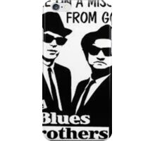 THE BLUES BROTHERS iPhone Case/Skin