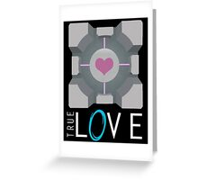 Portal | True Love | Duvet Version Greeting Card