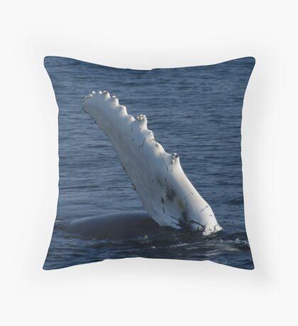Waving at ya!!! Throw Pillow