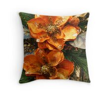Merry Christmas Everyone Throw Pillow