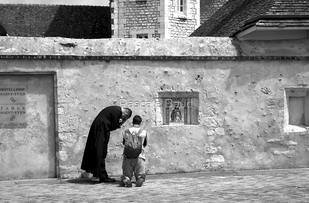 Confession by Pascale Baud