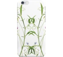 Summer French Flowers iPhone Case/Skin