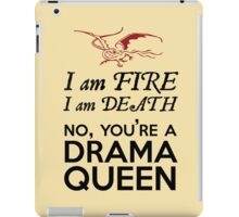 [The Hobbit] - Drama Queen Smaug iPad Case/Skin