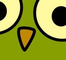 Groovy Owl Sticker