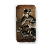Funny Monsters! Samsung Galaxy Case/Skin