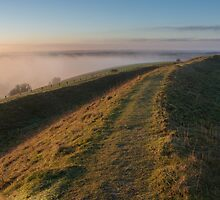 Beacon Hill sunrise by LightPhonics