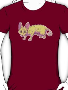 yellow sphynx T-Shirt
