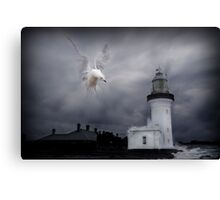 The Keeper... Canvas Print