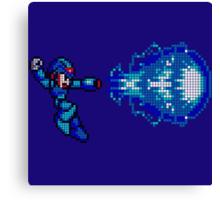 Megaman master blaster Canvas Print