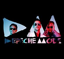 Depeche Mode : Logo DM 2013 Photo - 2 by Luc Lambert