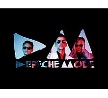 Depeche Mode : Logo DM 2013 Photo - 2 Photographic Print