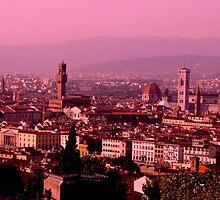 6.04pm Firenze by Stuart Cottam
