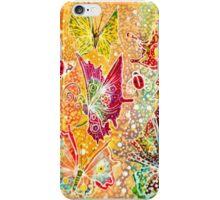 Rainbow Butterflies iPhone Case/Skin
