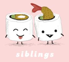 Sushi Siblings Kids Clothes