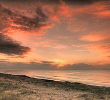 Magenta Beach Sunrise - Magenta, NSW by Kim Roper