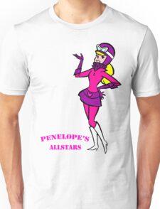 Penelope Pitstop Unisex T-Shirt