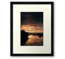 A Slice of Heaven - Windsor, NSW Framed Print
