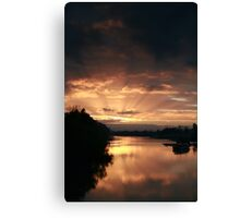 A Slice of Heaven - Windsor, NSW Canvas Print