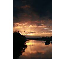 A Slice of Heaven - Windsor, NSW Photographic Print