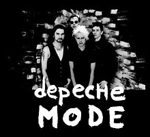 Depeche Mode : Photo From Song Of Faith And Devotion by Luc Lambert