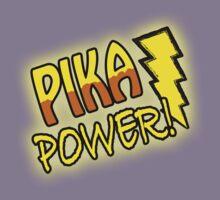 PIKA POWER Kids Tee