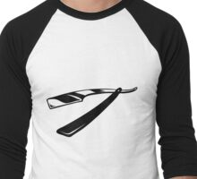 Razor Men's Baseball ¾ T-Shirt