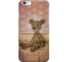 Barely There Bear iPhone Case/Skin