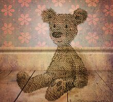 Barely There Bear by StrangeStore