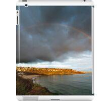 The coloured semi-circle iPad Case/Skin