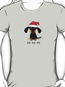 Doxie Clause T-Shirt