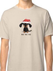 Doxie Clause Classic T-Shirt