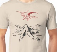 [The Hobbit] - Lonely Mountain (Light) Unisex T-Shirt