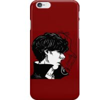 Consulting Detective iPhone Case/Skin