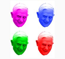 Warhol Pope Unisex T-Shirt