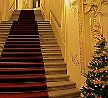 Christmas at Prague Theater by bubblehex08