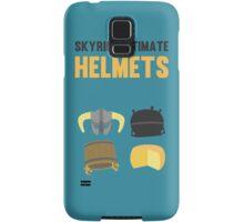 Skyrim ultimate helmets Samsung Galaxy Case/Skin