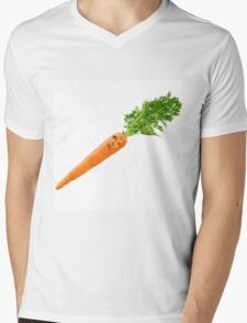 Carrot Top Mens V-Neck T-Shirt