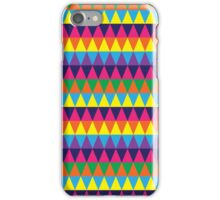 Triangle Geometric Pattern iPhone Case/Skin