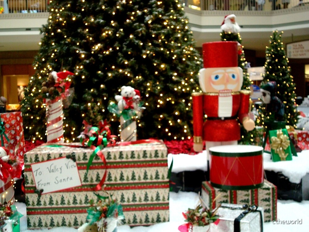 Valley View Mall Decor   ^ by ctheworld