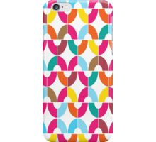 Retro Abstract iPhone Case/Skin