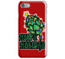 Hoppy Holiday iPhone Case/Skin