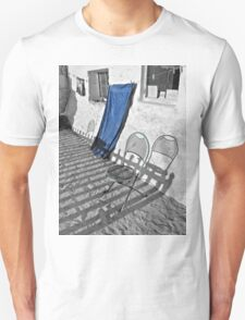 Beached at St Ives in Winter Unisex T-Shirt