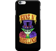 Guns N' Roselias  iPhone Case/Skin
