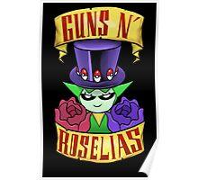 Guns N' Roselias  Poster